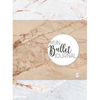 Mijn Bullet Journal - marmer - Nicole Neven