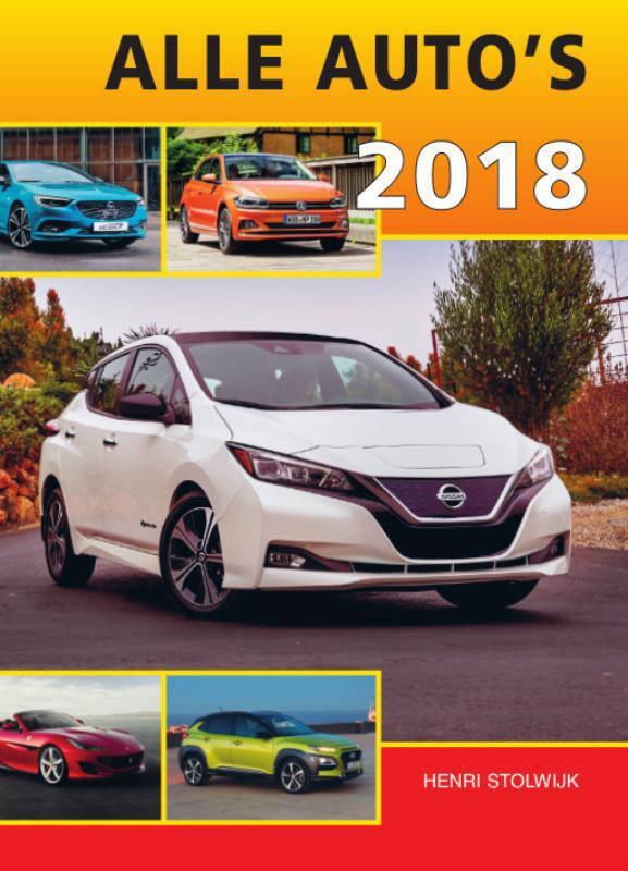 Alle auto's 2018 - Henri Stolwijk