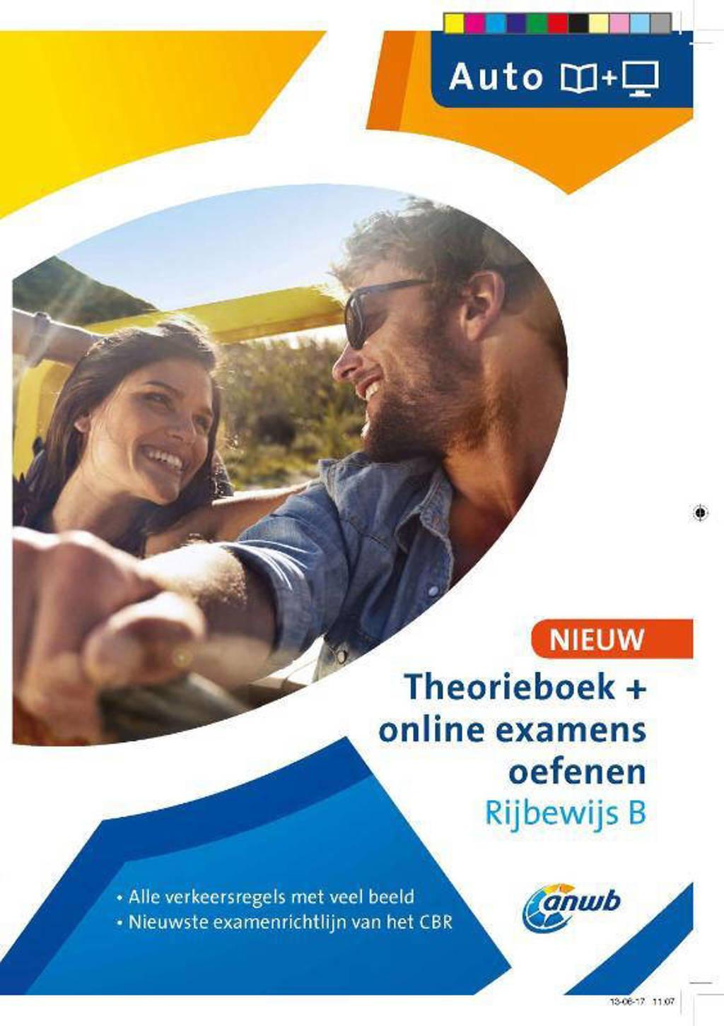 Theorieboek rijbewijs B - ANWB