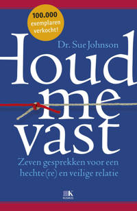 Houd me vast - Sue Johnson