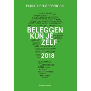 Beleggen kun je zelf 2018 - Patrick Beijersbergen