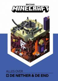 Minecraft: Alles over de Nether & de End - Stephanie Milton