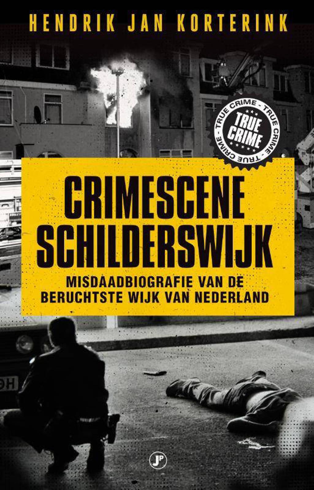Crimescene Schilderswijk - Hendrik Jan Korterink