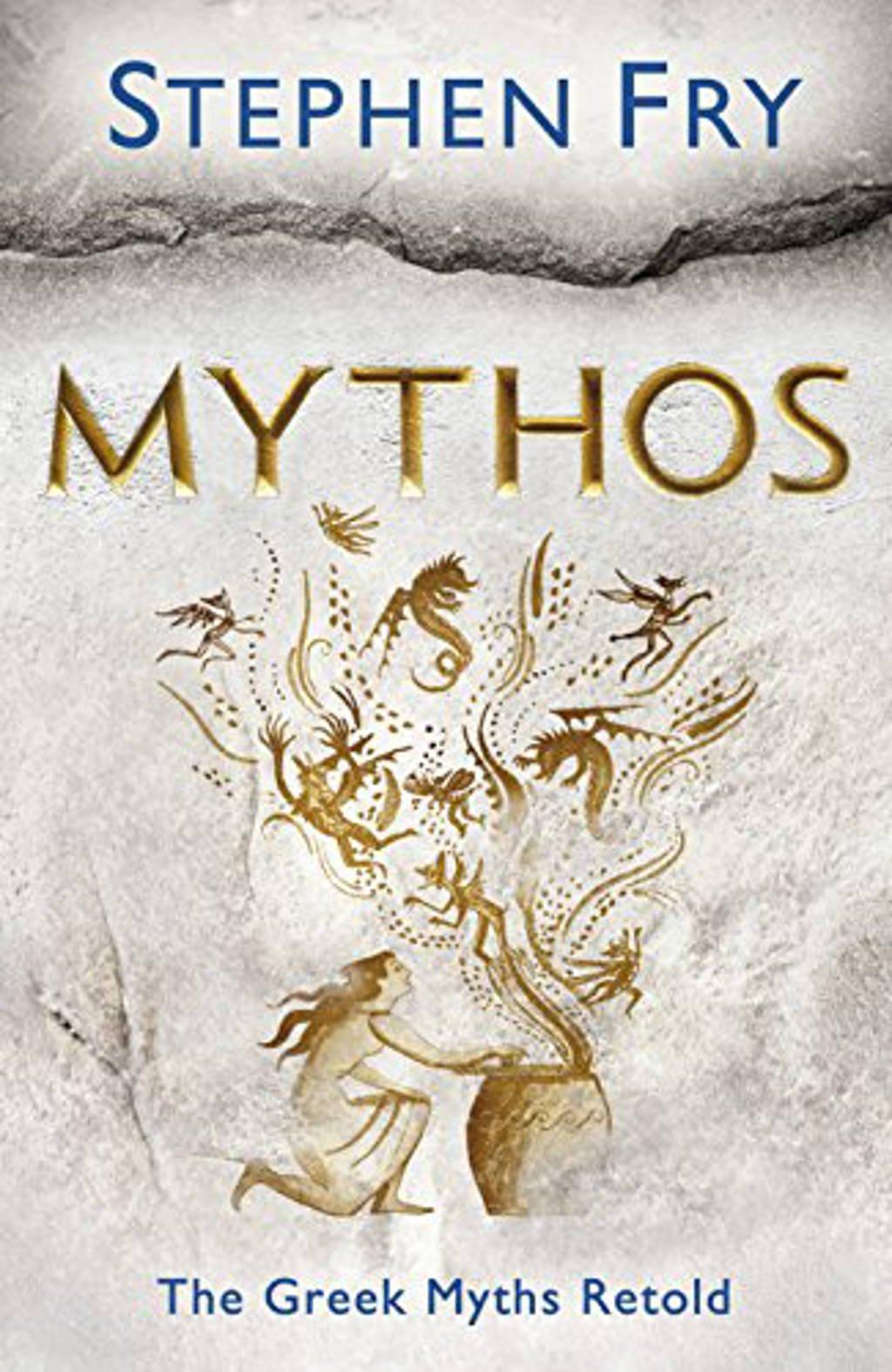 Mythos - Fry, Stephen