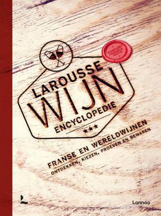 Larousse wijnencyclopedie - Larousse