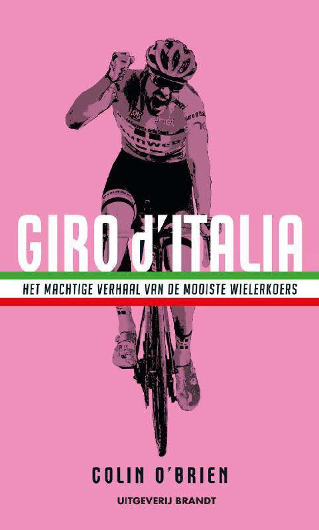 Giro d'Italia - Colin O'Brien