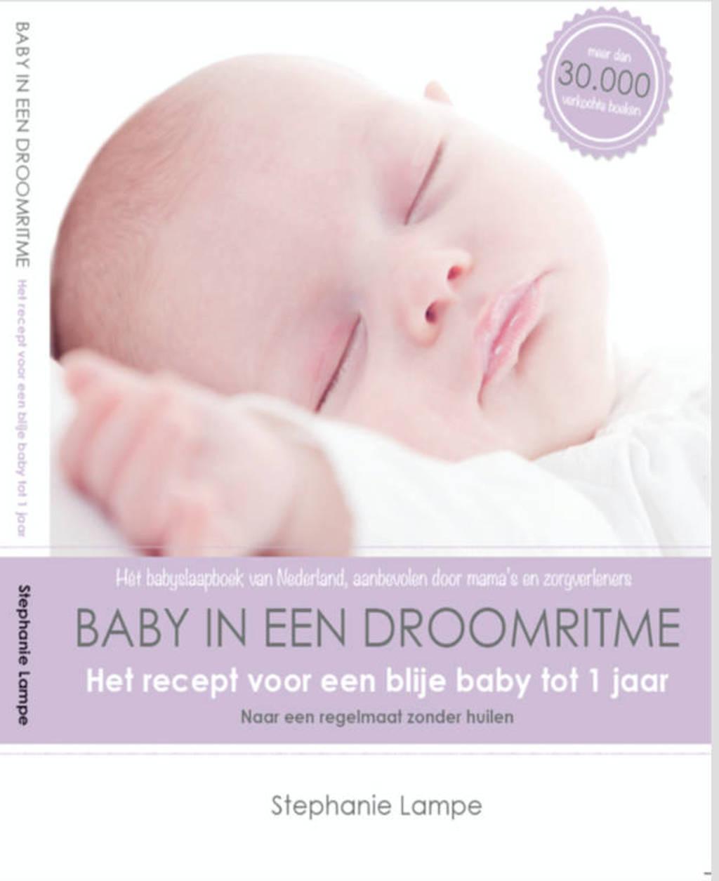 Baby in een droomritme - Stephanie Lampe