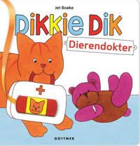 Dikkie Dik: Dierendokter - Jet Boeke