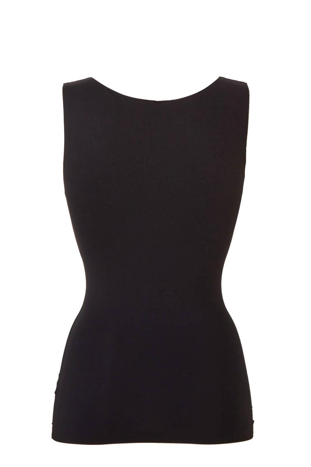 SPANX  corrigerend hemd Thinstincts zwart, Zwart