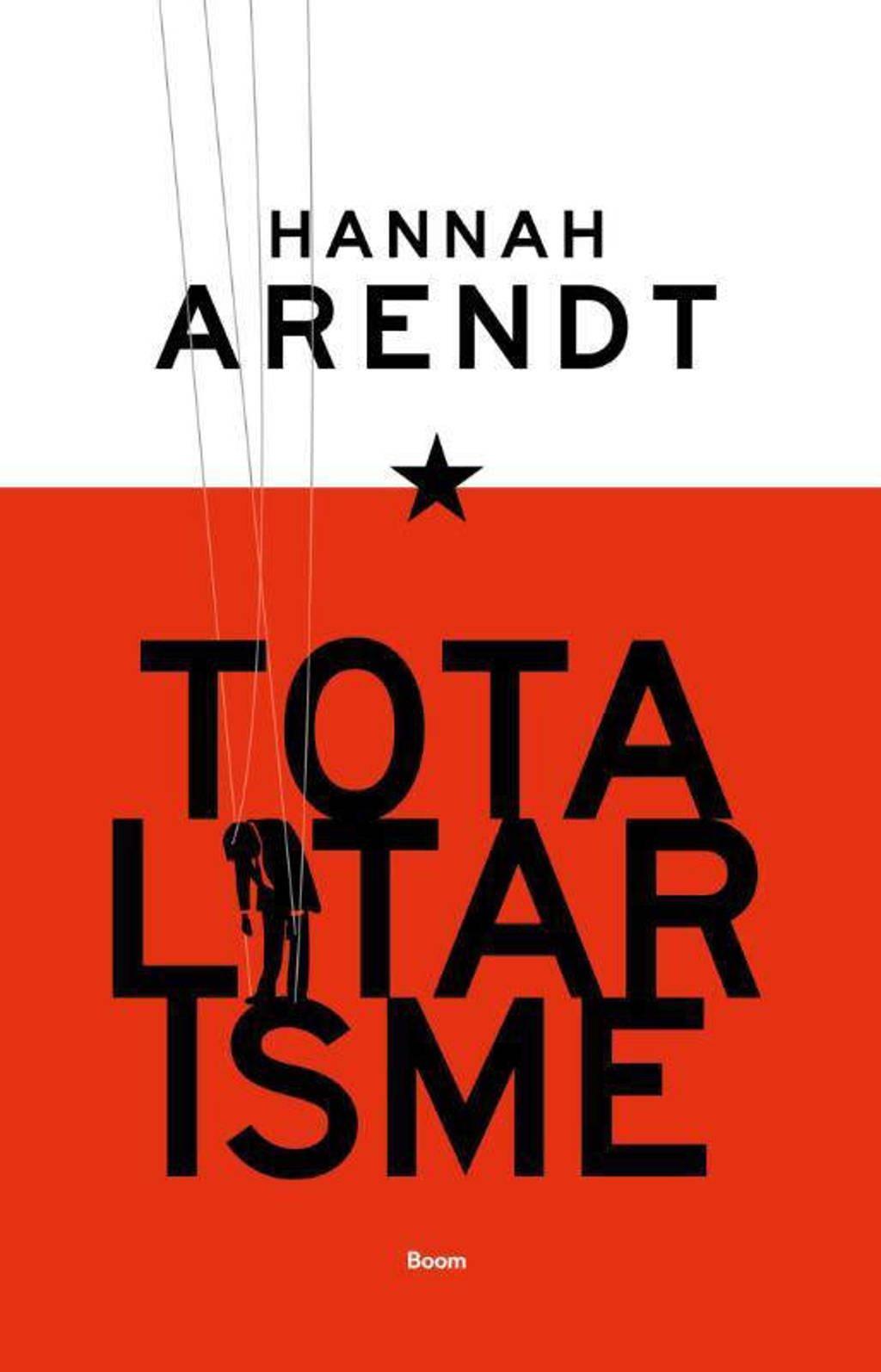 Totalitarisme - Hannah Arendt