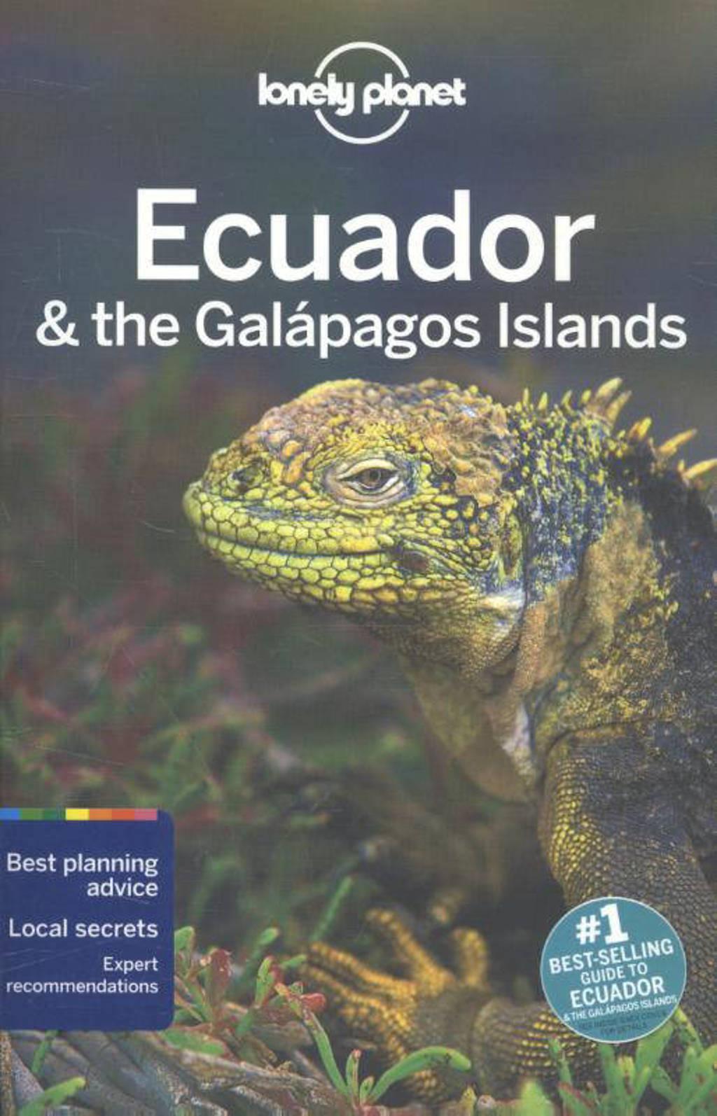 Lonely Planet Ecuador & the Galapagos Islands dr 10