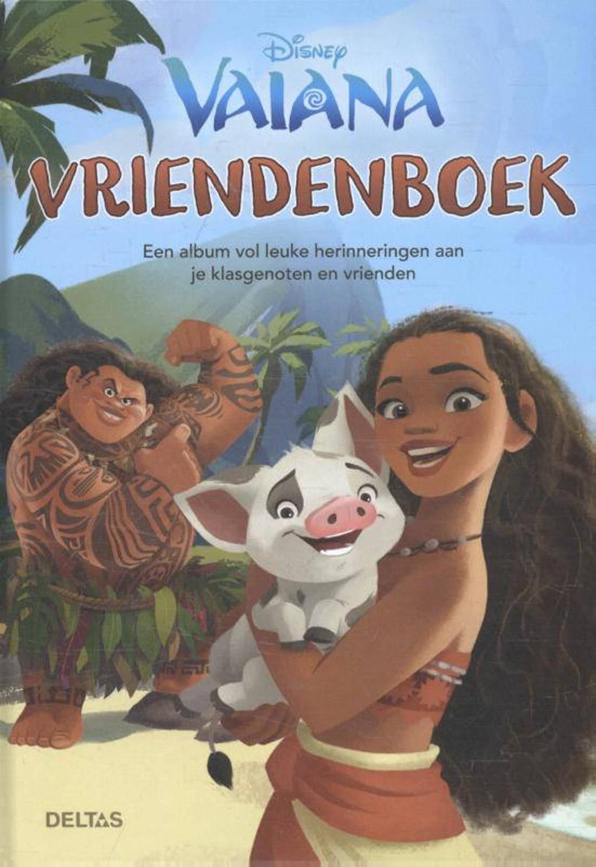 Vaiana: Vriendenboek