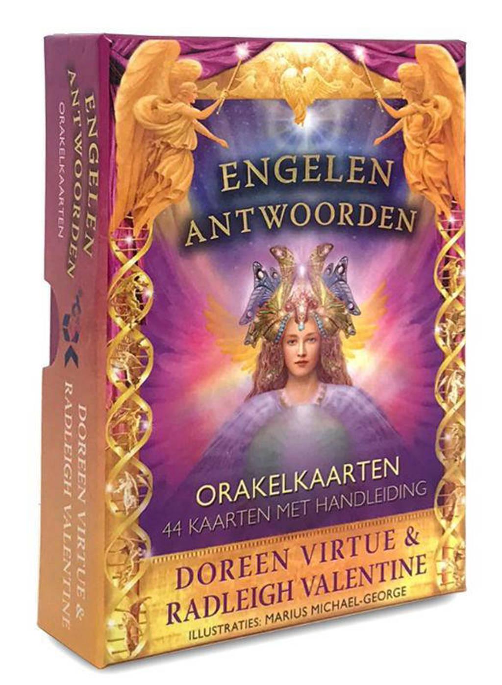 Engelen antwoorden orakelkaarten - Doreen Virtue en Radleigh Valentine