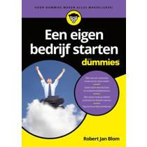 Een eigen bedrijf starten voor Dummies - Robert Jan Blom