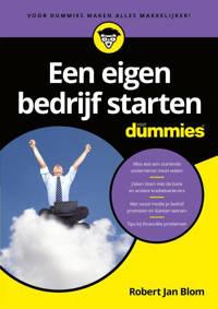 Voor Dummies: Een eigen bedrijf starten voor Dummies - Robert Jan Blom