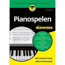 Voor Dummies: Pianospelen voor dummies - Adam Perlmutter