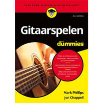 Voor Dummies: Gitaarspelen voor Dummies - Mark Phillips en Jon Chappell