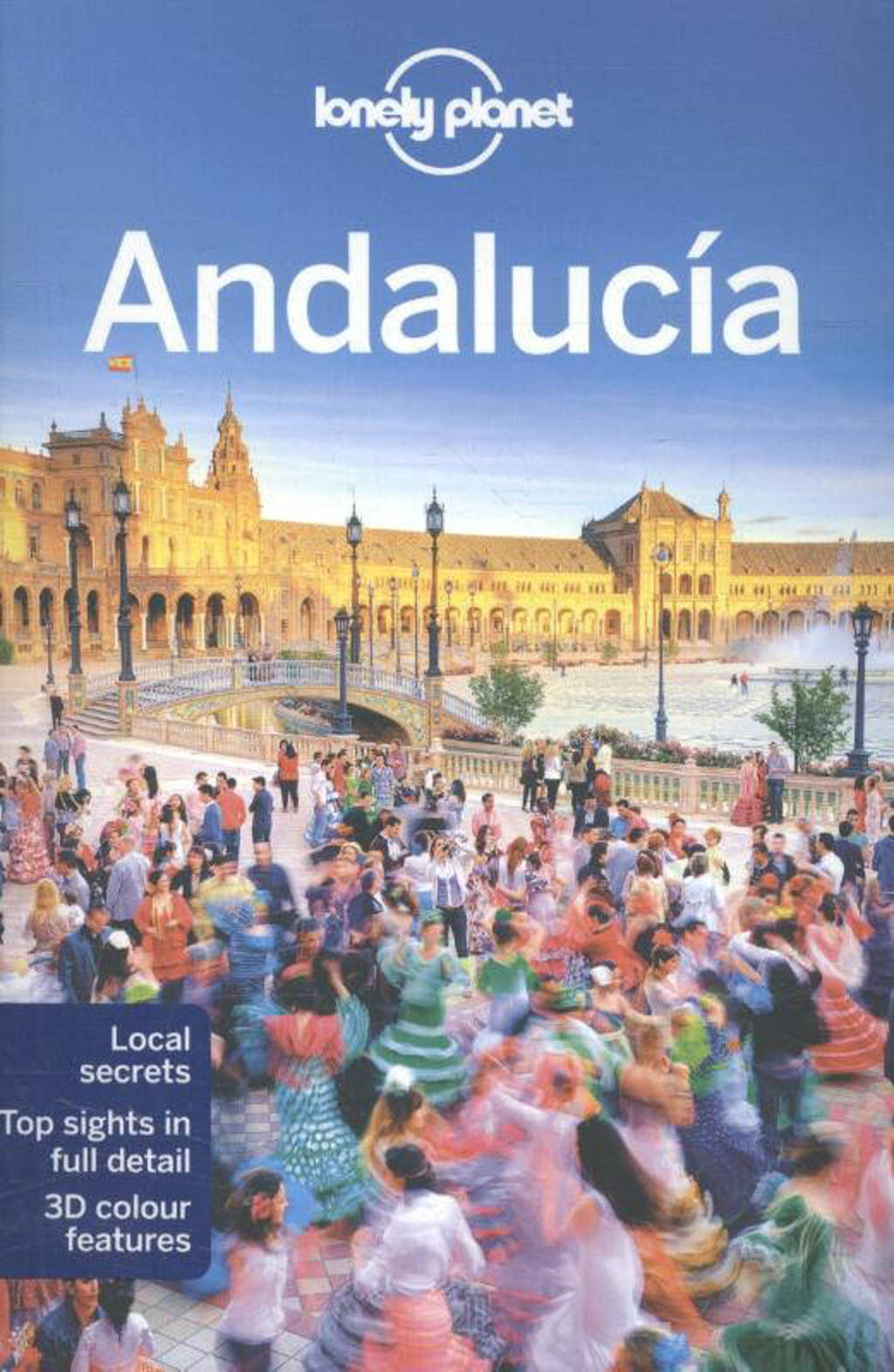 Lonely Planet Andalucia dr 8