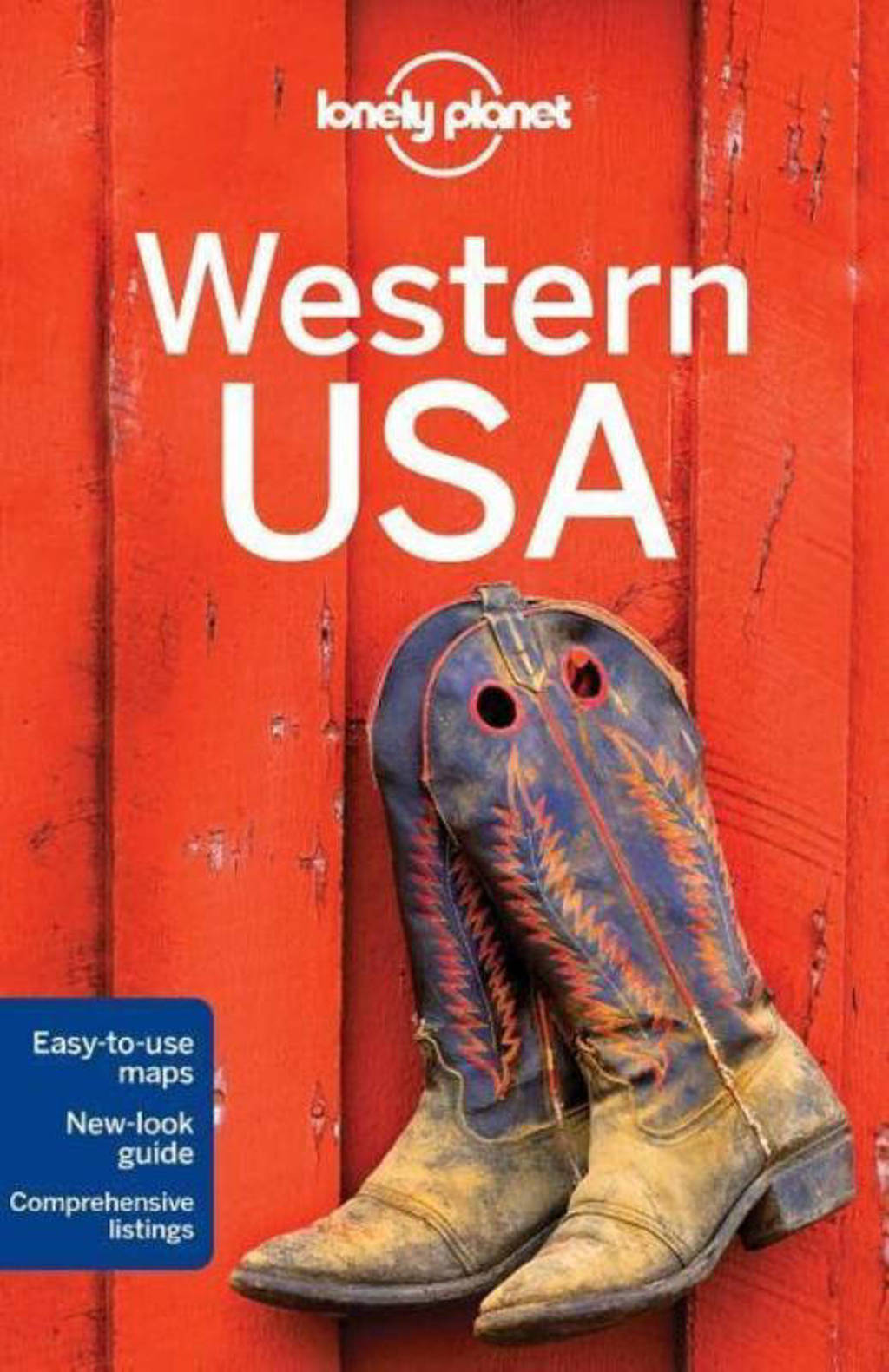 Lonely Planet Western USA dr 3
