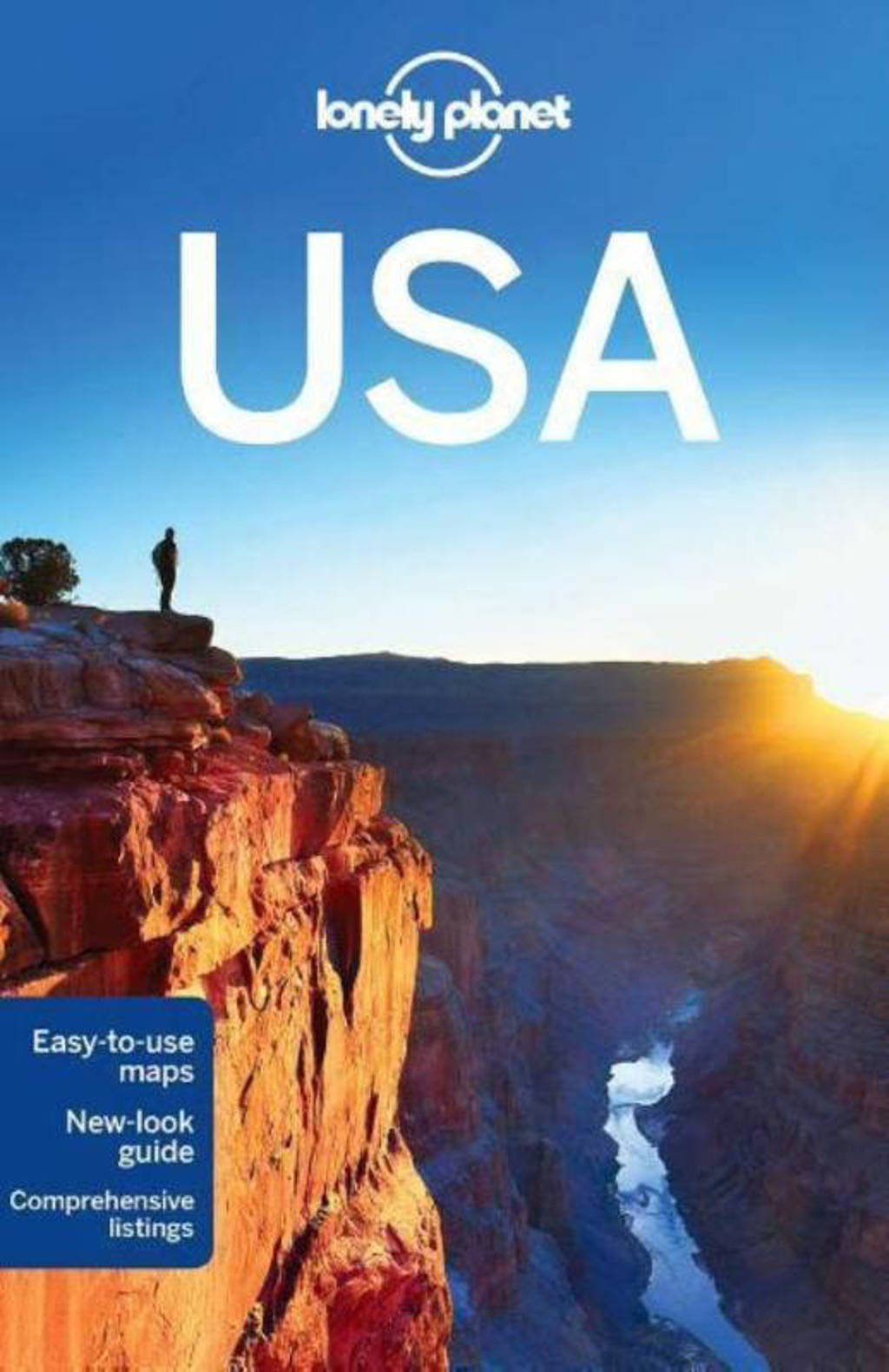 Lonely Planet USA dr 9