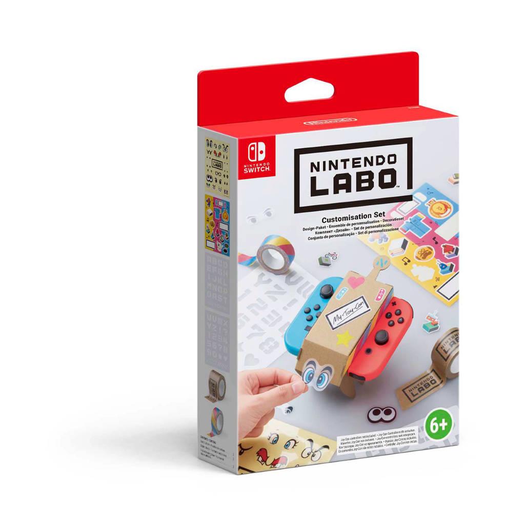 Labo decoratieset (Nintendo Switch)