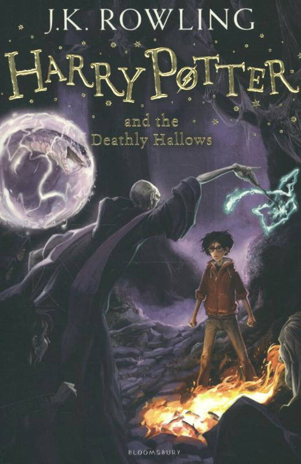 Harry Potter and the Deathly Hallows - Rowling, J K