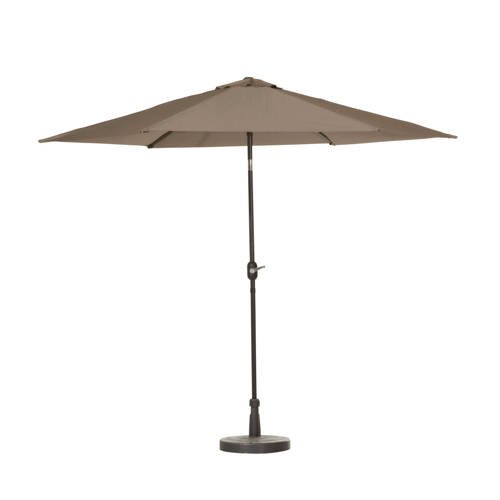Wehkamp-Madison parasol Tenerife (ø300 cm)-aanbieding