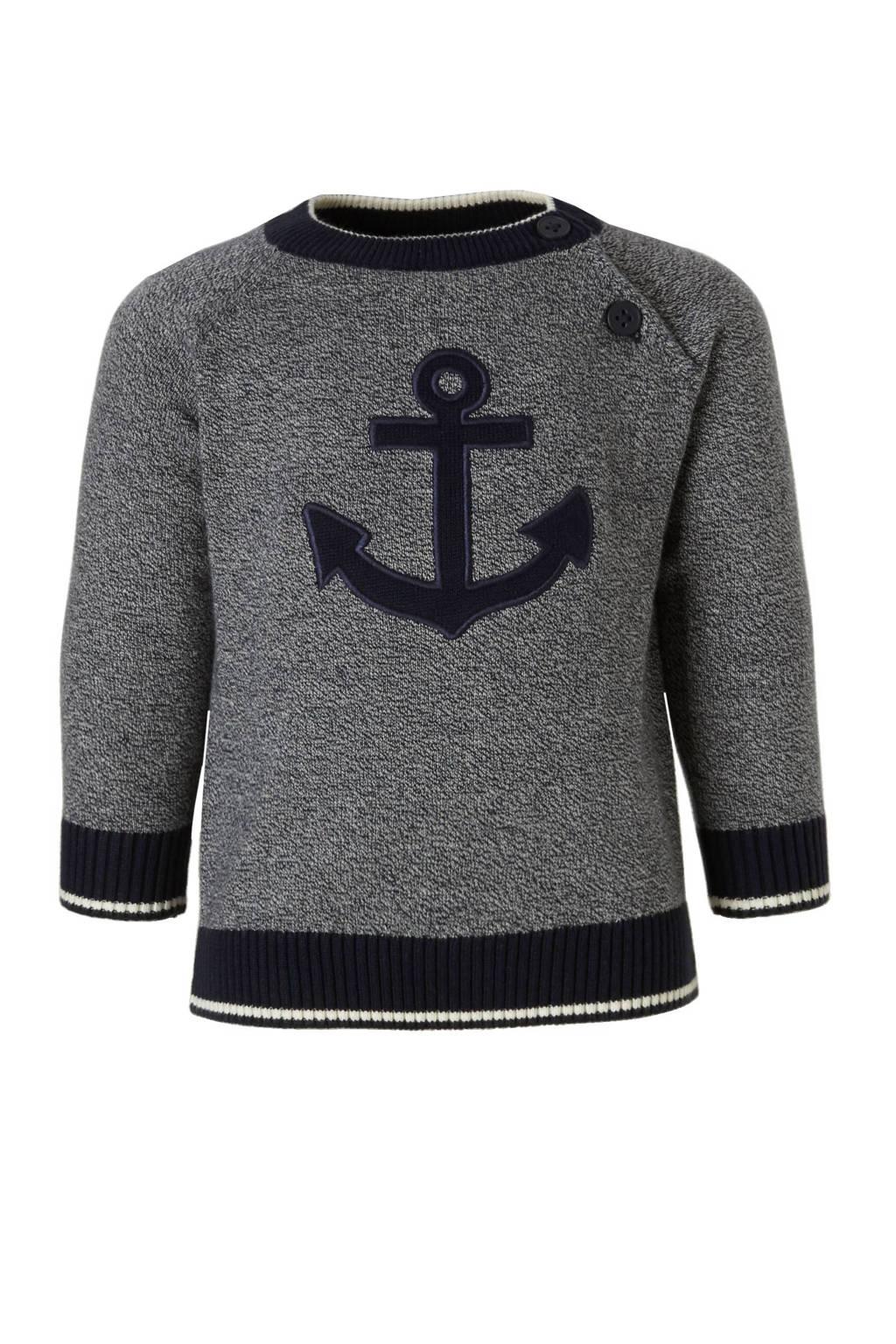 C&A Baby Club trui, Donkerblauw
