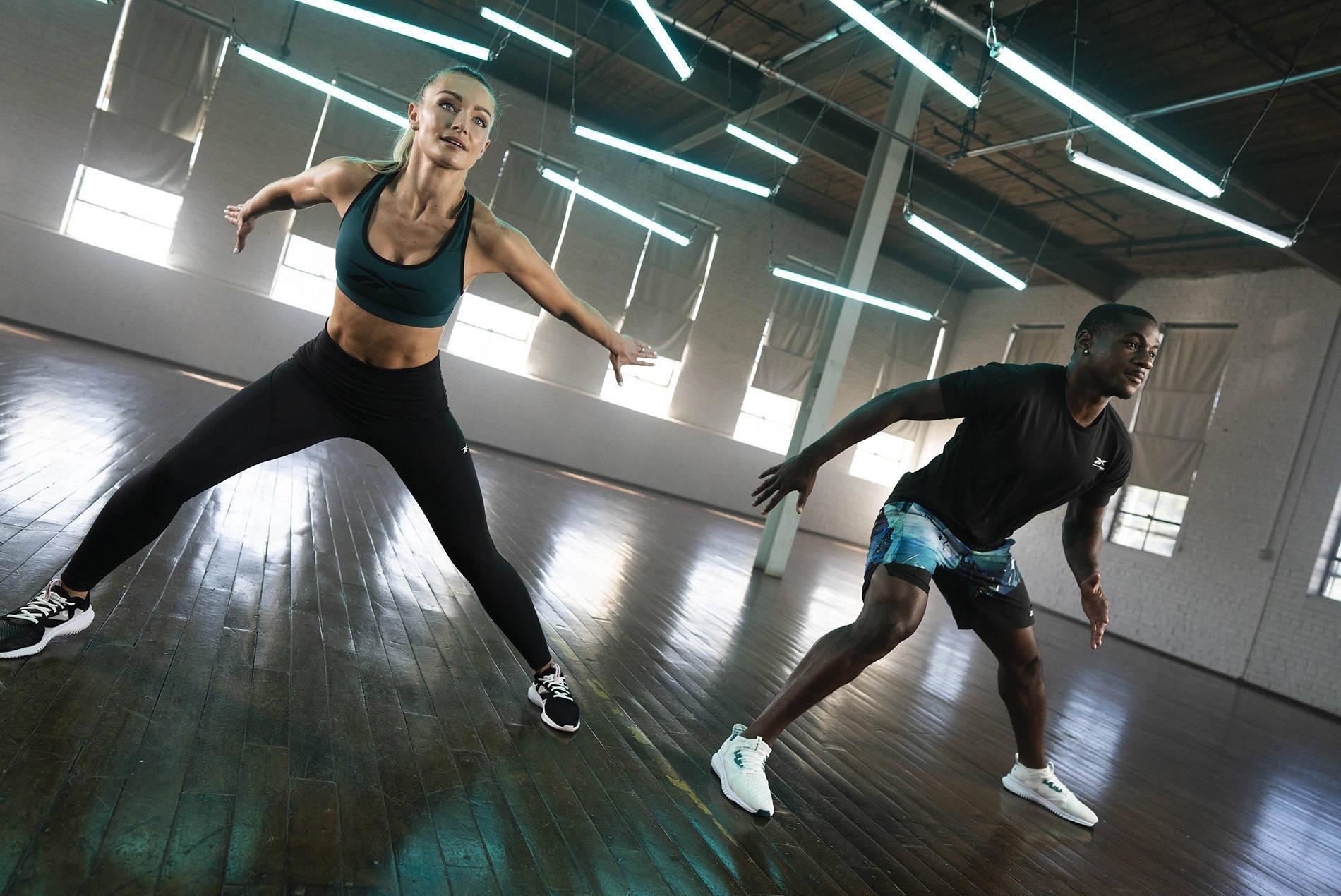 Reebok dames fitness