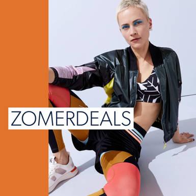 tot 50% korting shop sportkleding