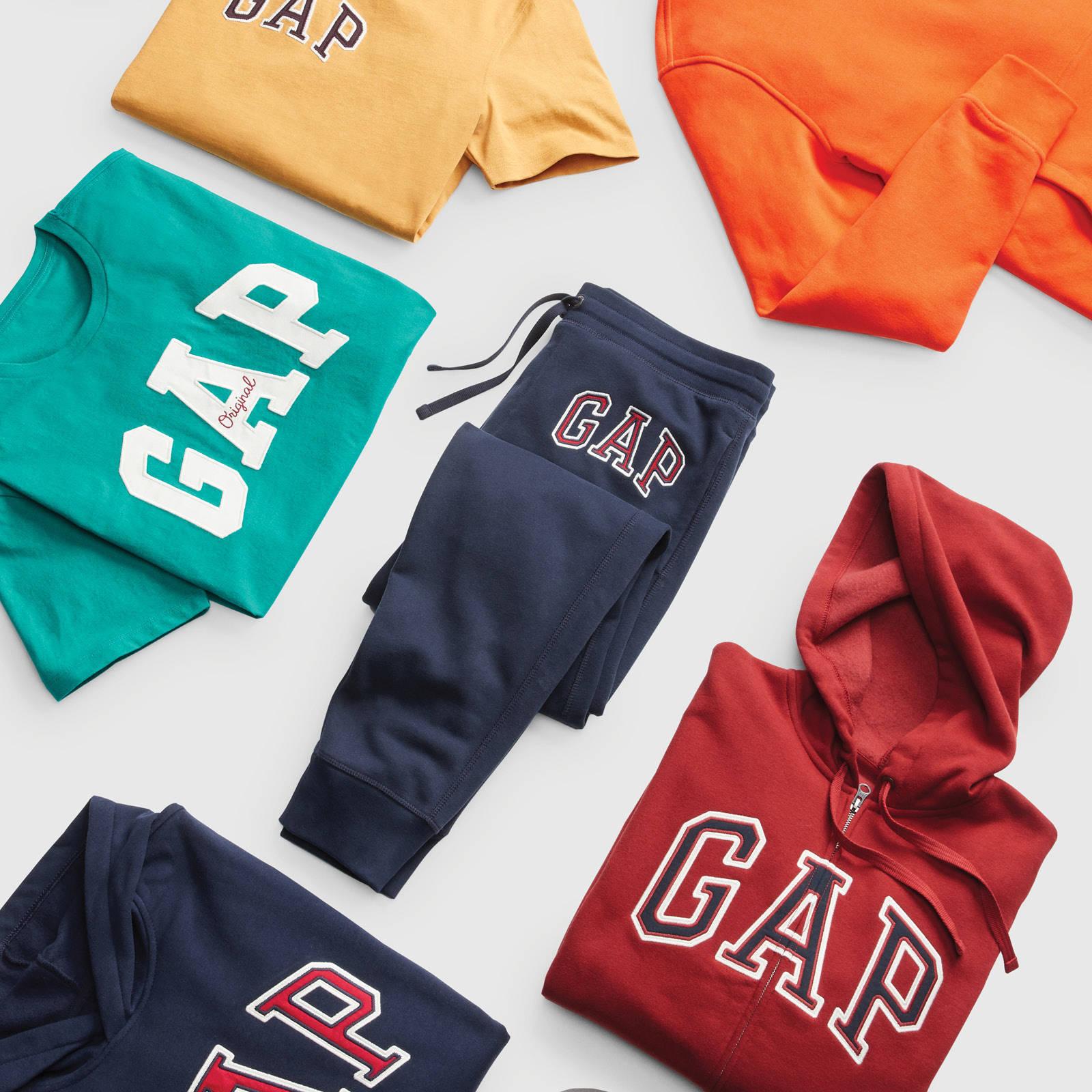 GAP logo shop 1