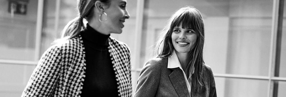 één blazer, drie looks van WE Fashion