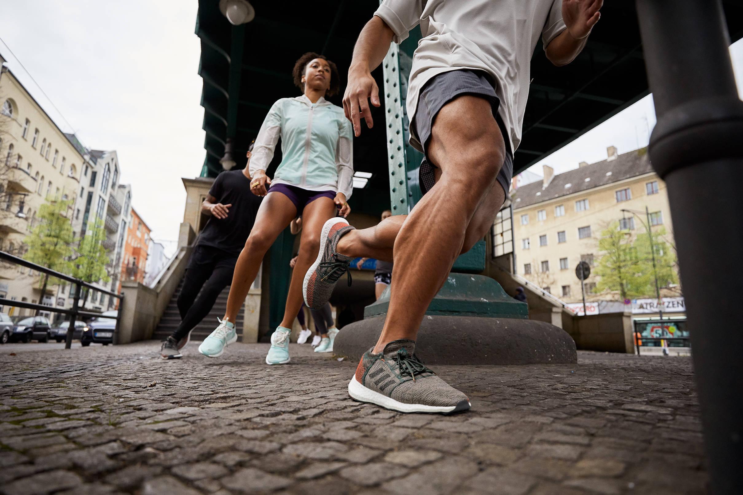 adidas Performance hardlopen