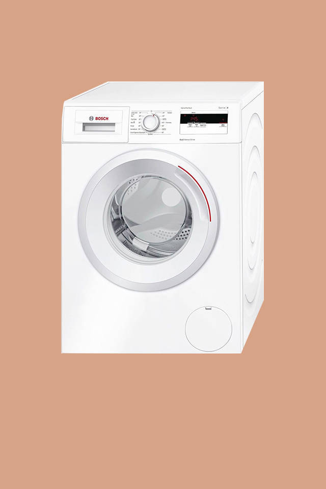 Bosch superdeal! duurzame en stille wasmachine