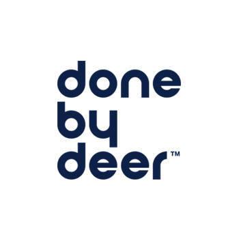 done by deer baby merk