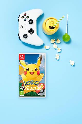 tip voor Sint Pokémon: Let's Go, Pikachu!
