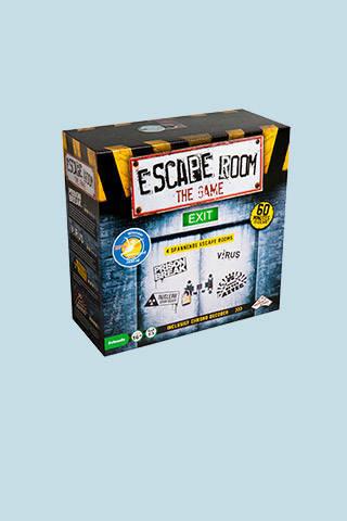 25% korting op een echte Escape Room