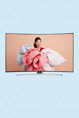 sale op televisies tot 25% korting