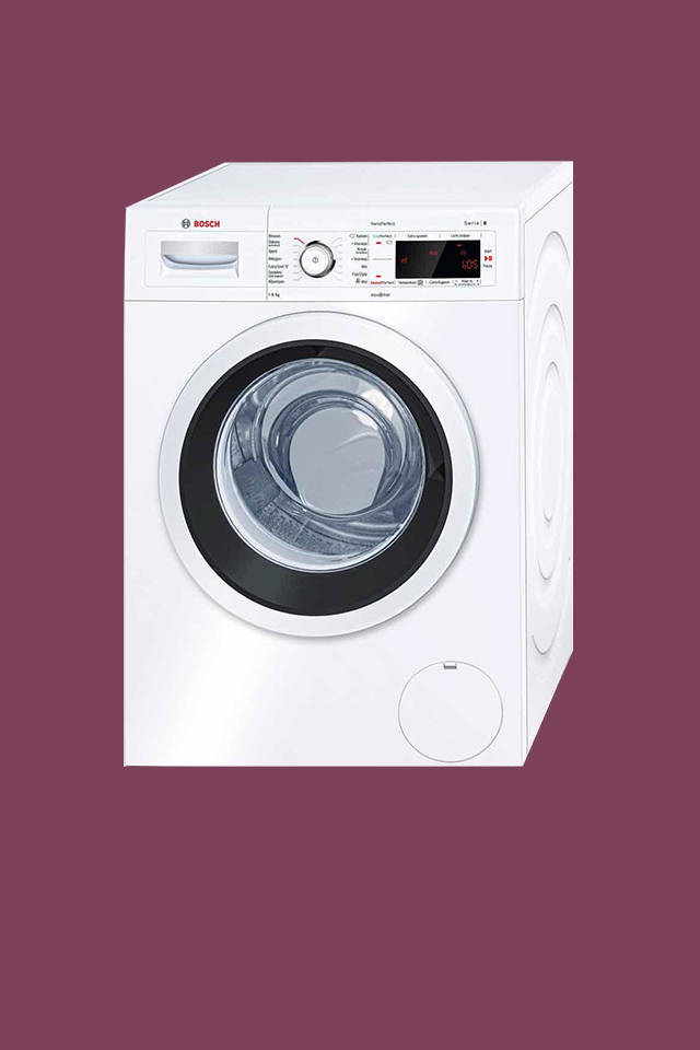 tot 75.- cashback op Bosch wasmachines en drogers