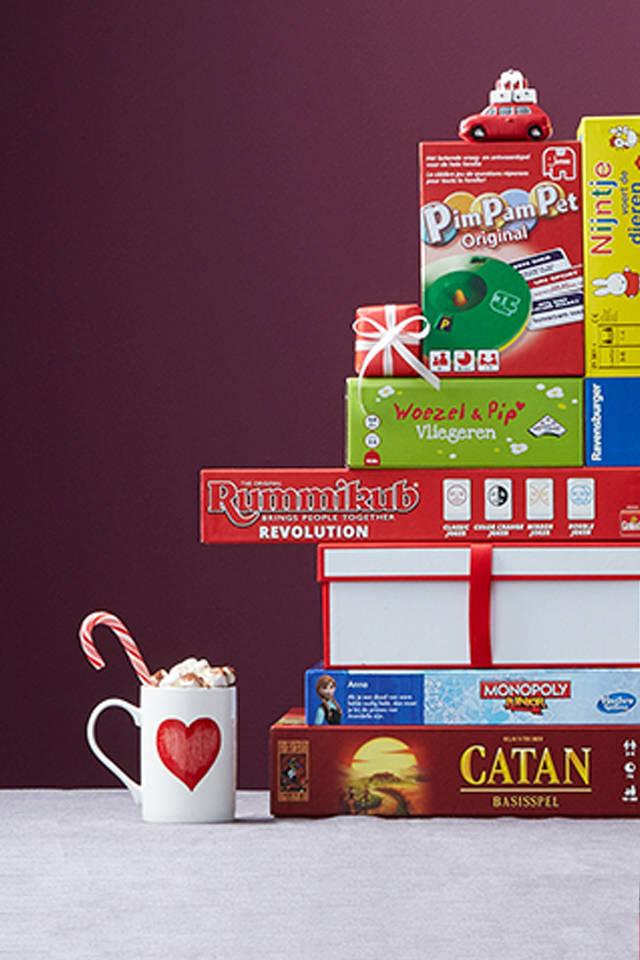 tot 35% kerstkorting op spellen en puzzels