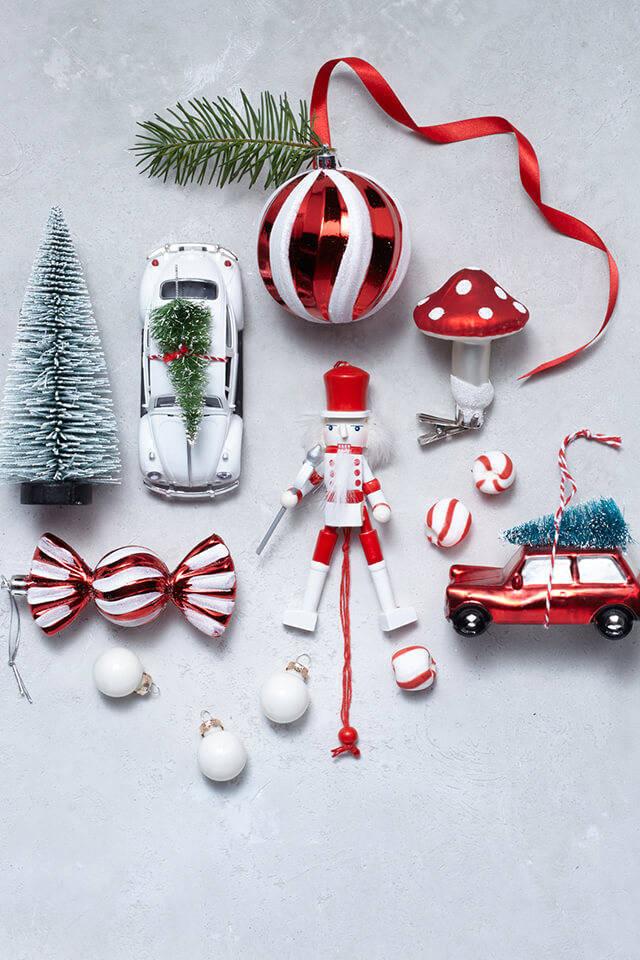 mooie feestdagen! van kerstboom tot kerstbal