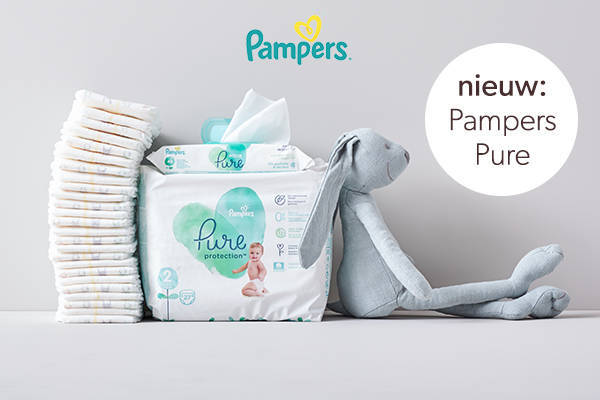 nieuw: Pampers Pure