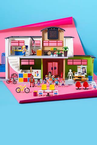 korting op Playmobil