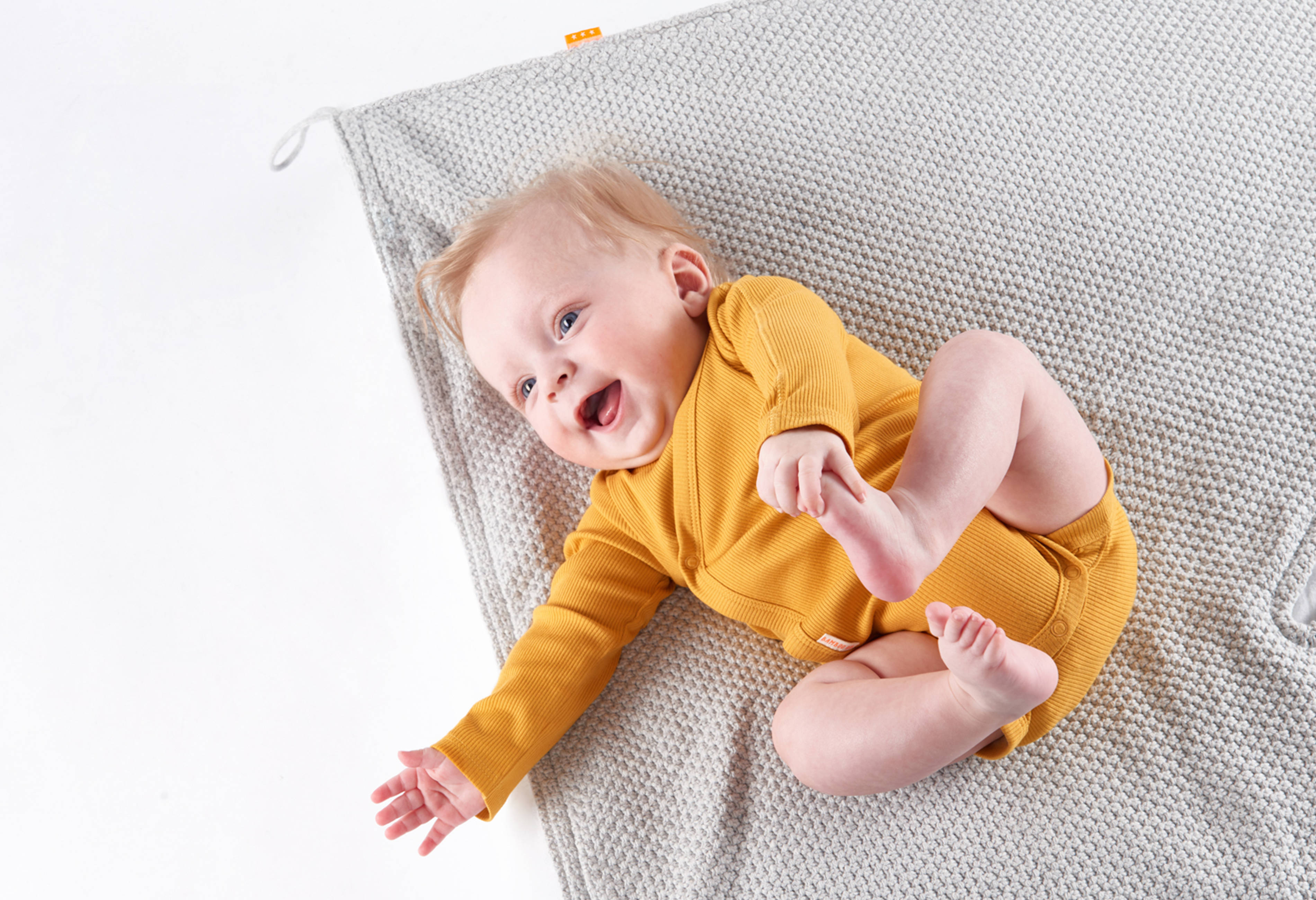 HEMA Bamboo babykleding